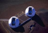 Самые большие телескопы: KECK I и KECK II