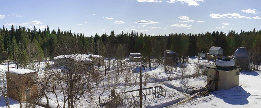 Коуровская обсерватория