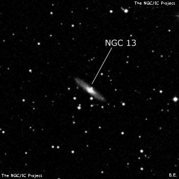 NGC 13