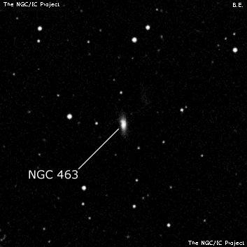 NGC 463
