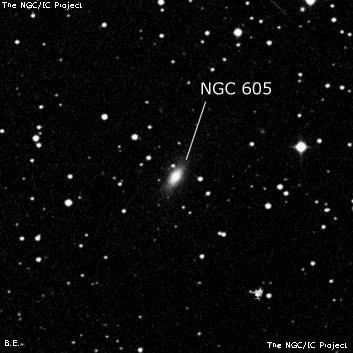 NGC 605
