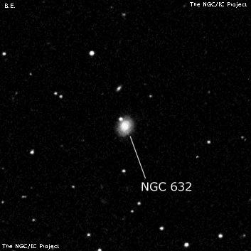 NGC 632