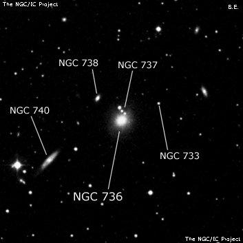 NGC 736
