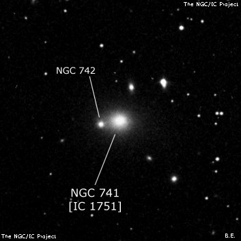NGC 741