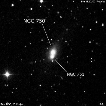 NGC 750
