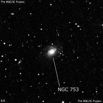 NGC 753