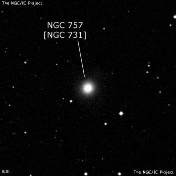 NGC 757
