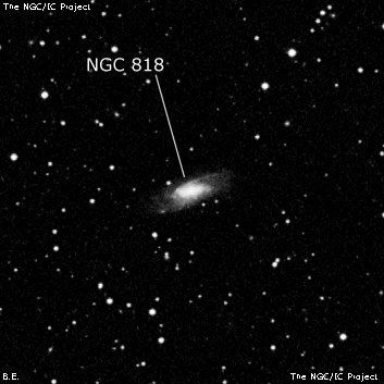 NGC 818