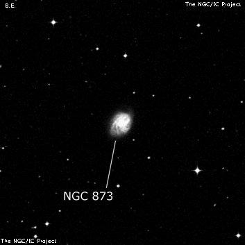 NGC 873