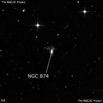 NGC 874