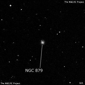 NGC 879