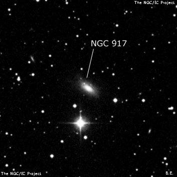 NGC 917