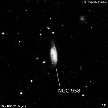 NGC 958
