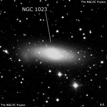 NGC 1023