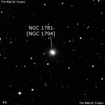 NGC 1781