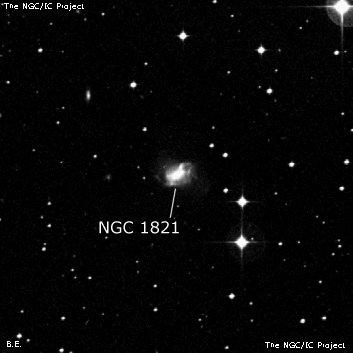 NGC 1821