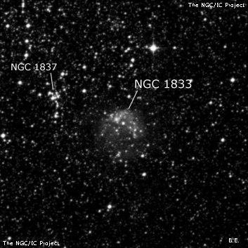 NGC 1833