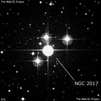 NGC 2017