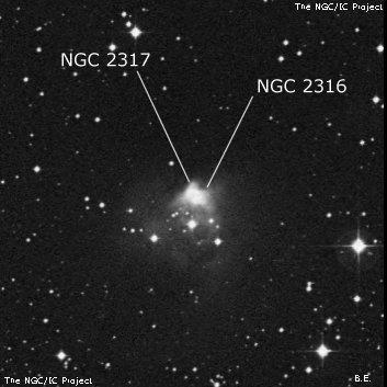 NGC 2316