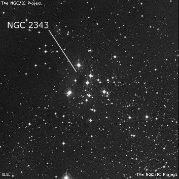 NGC 2343