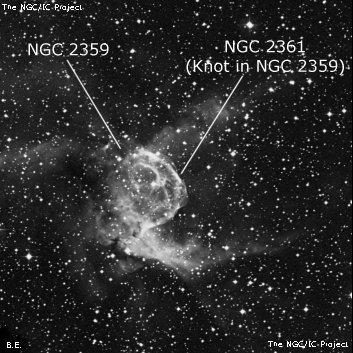 NGC 2361