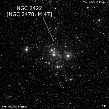 NGC 2422