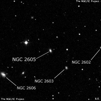 NGC 2605