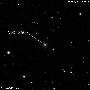 NGC 2607