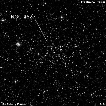 NGC 2627