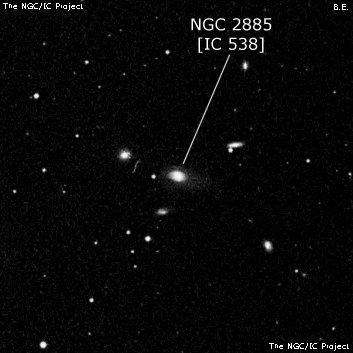 NGC 2885