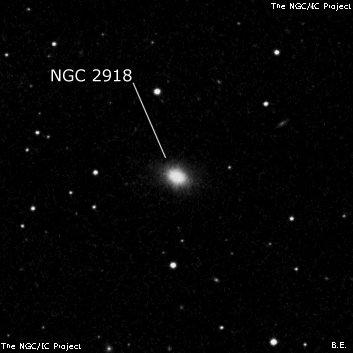 NGC 2918