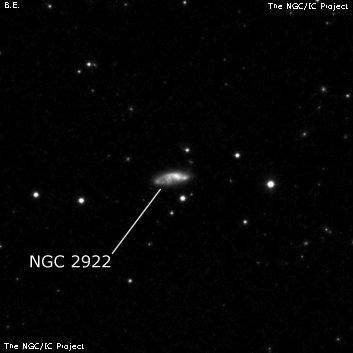 NGC 2922