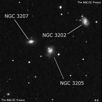 NGC 3205