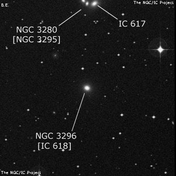 NGC 3296