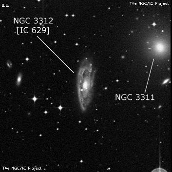 NGC 3312