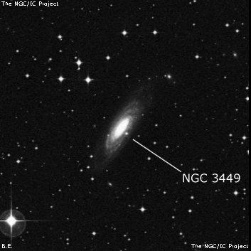 NGC 3449