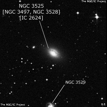 NGC 3525