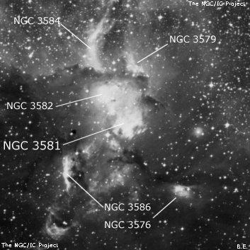 NGC 3581