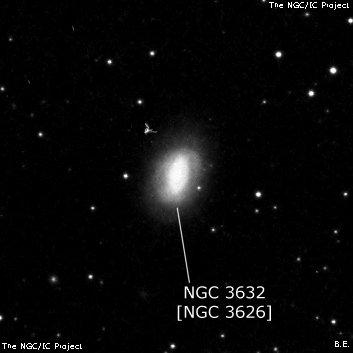 NGC 3632