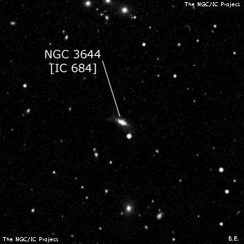 NGC 3644