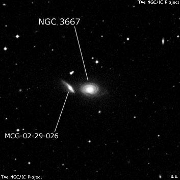NGC 3667