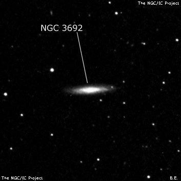 NGC 3692