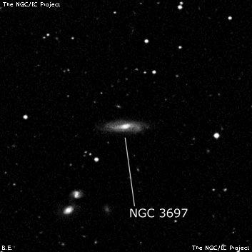 NGC 3697