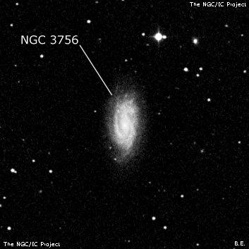 NGC 3756