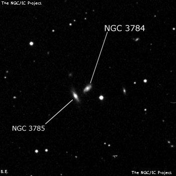 NGC 3784