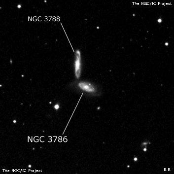 NGC 3786