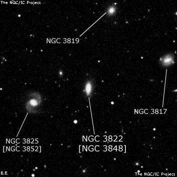 NGC 3822