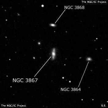 NGC 3867