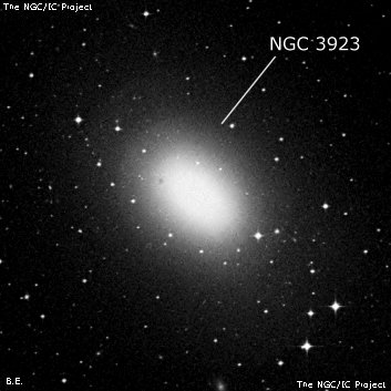 NGC 3923