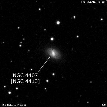 NGC 4407